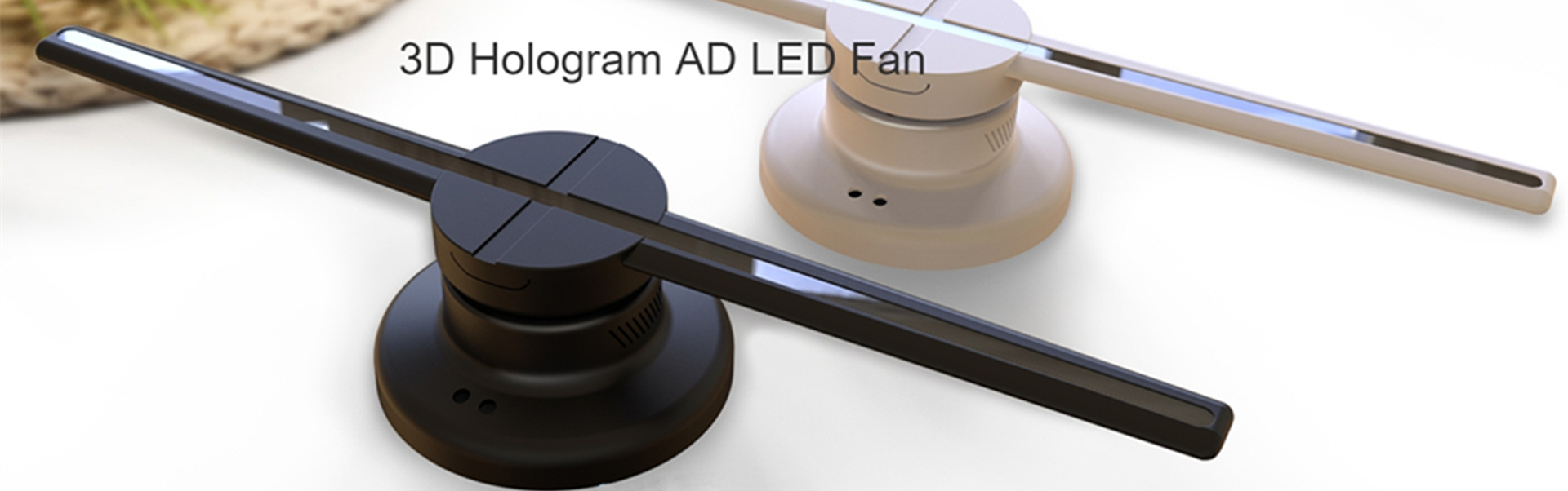3D Hologram LED Fan Advertising Display | Supplier From China-
